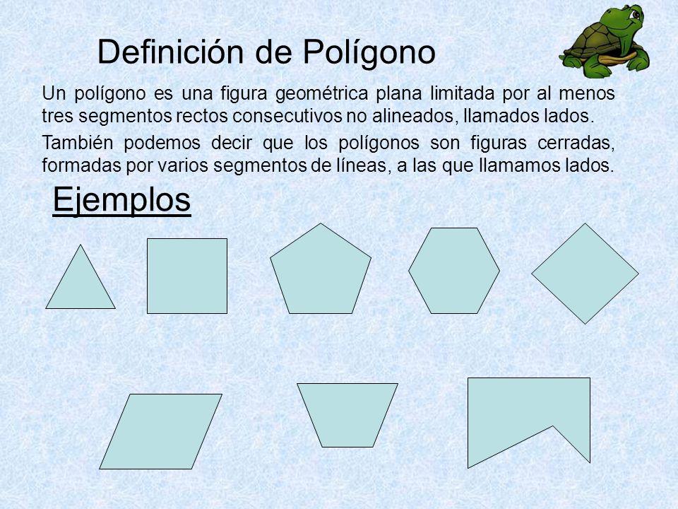 Definición de Polígono