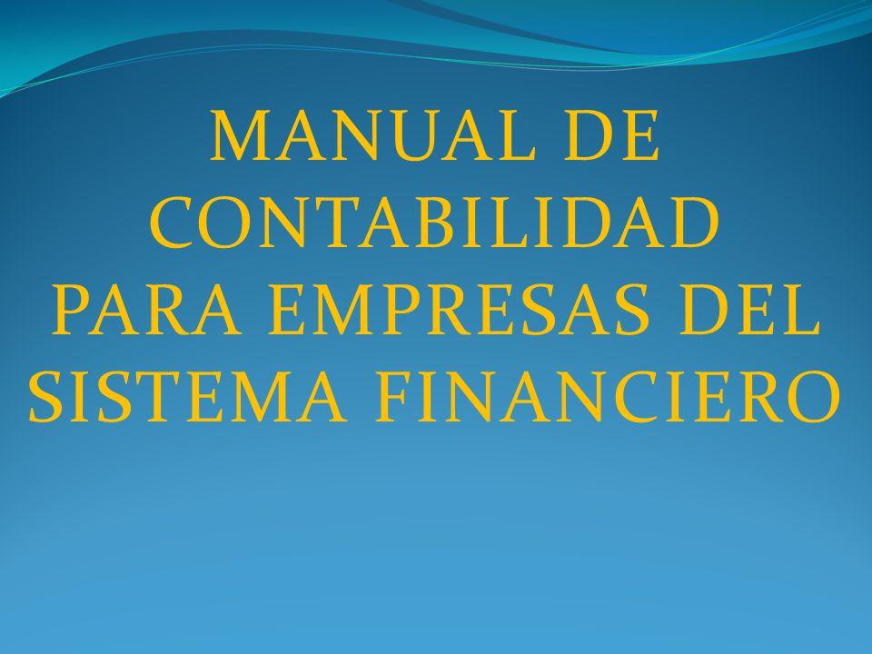 Contabilidad financiera.