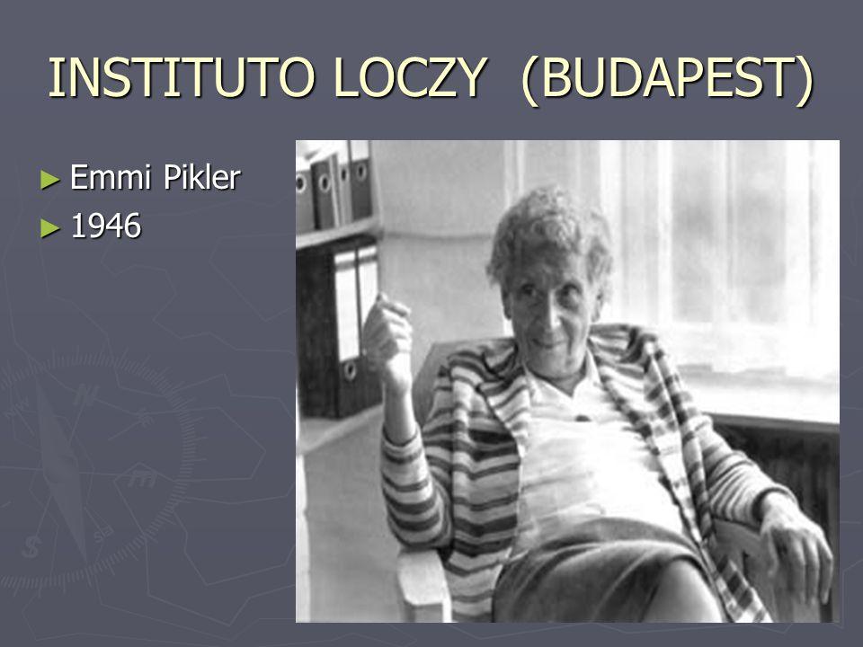 INSTITUTO LOCZY (BUDAPEST)