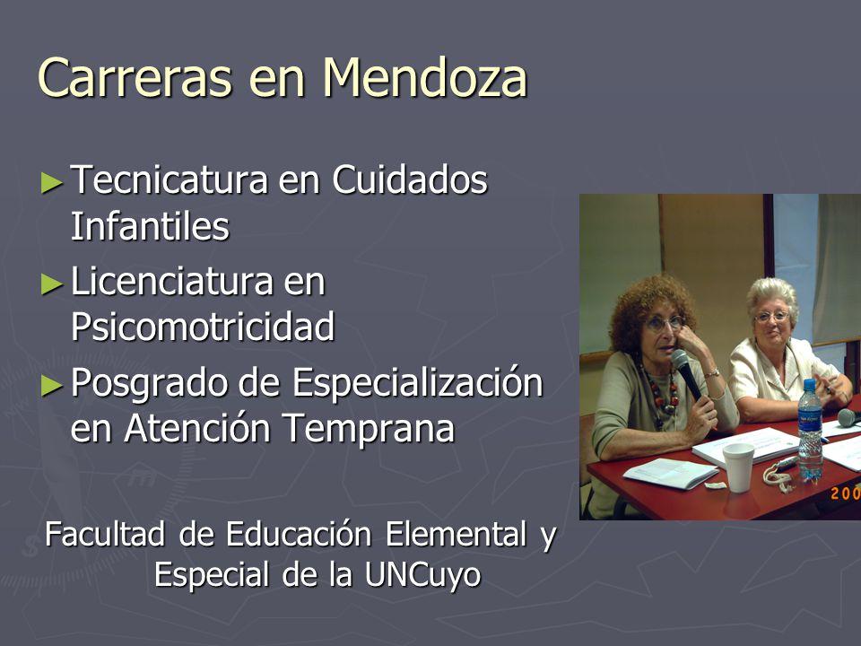 Facultad de Educación Elemental y Especial de la UNCuyo