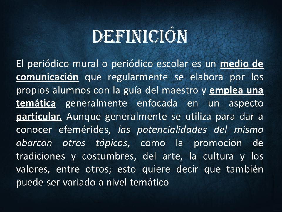 El peri dico mural iv n mauricio cediel suaza licenciatura for Definicion de pintura mural