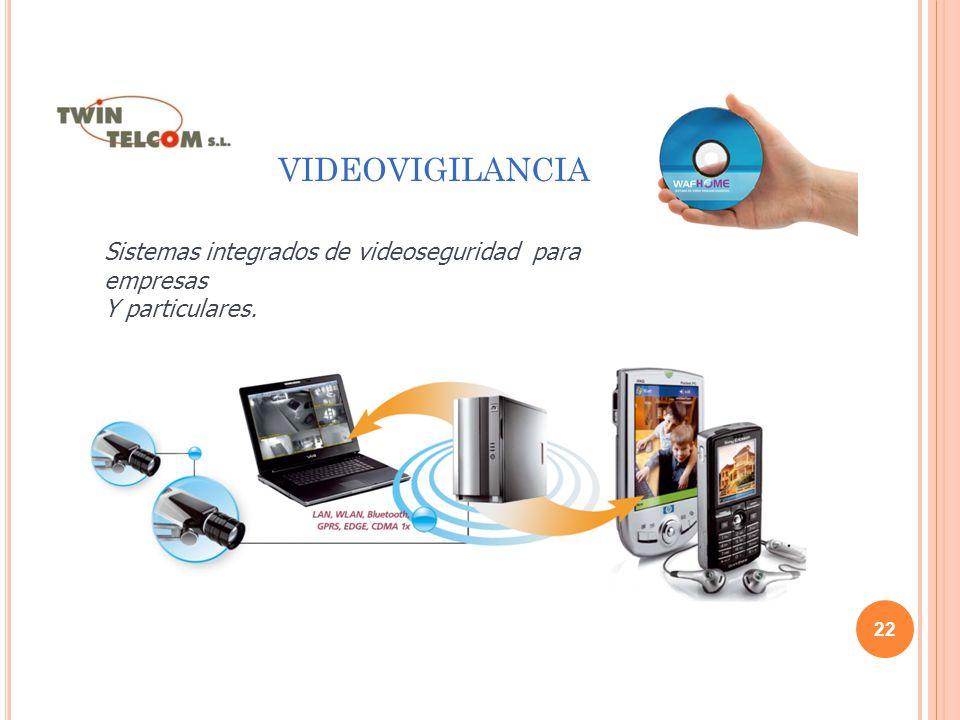Presentacion corporativa y de producto ppt descargar - Sistemas de videovigilancia ...