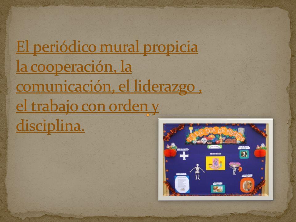 Peri dico mural ppt video online descargar for El periodico mural y sus secciones
