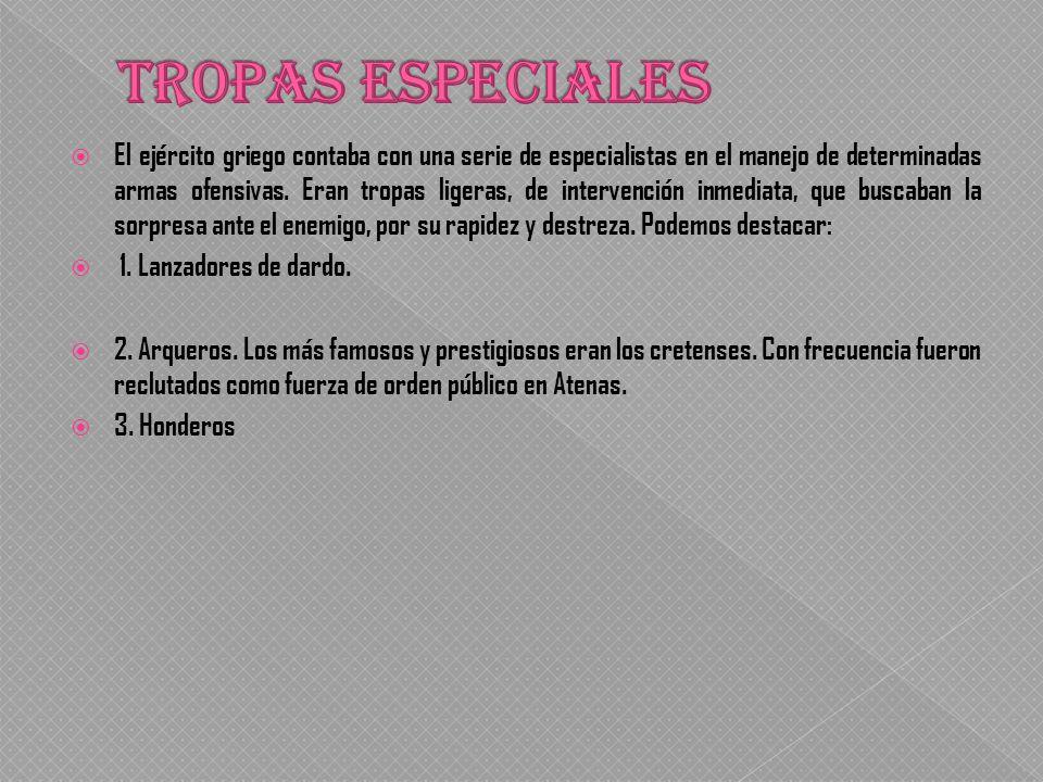 TROPAS ESPECIALES