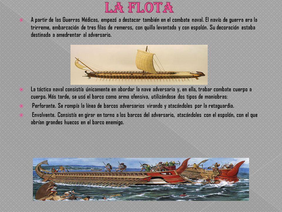 LA FLOTA
