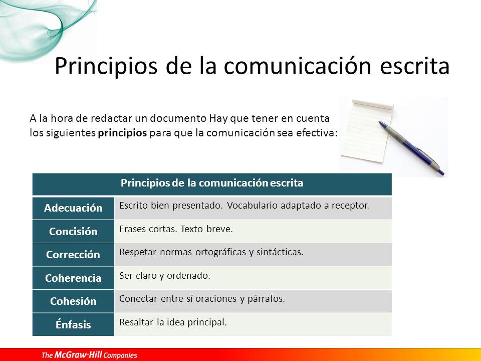 La Comunicaci 243 N Escrita En La Empresa Ppt Video Online