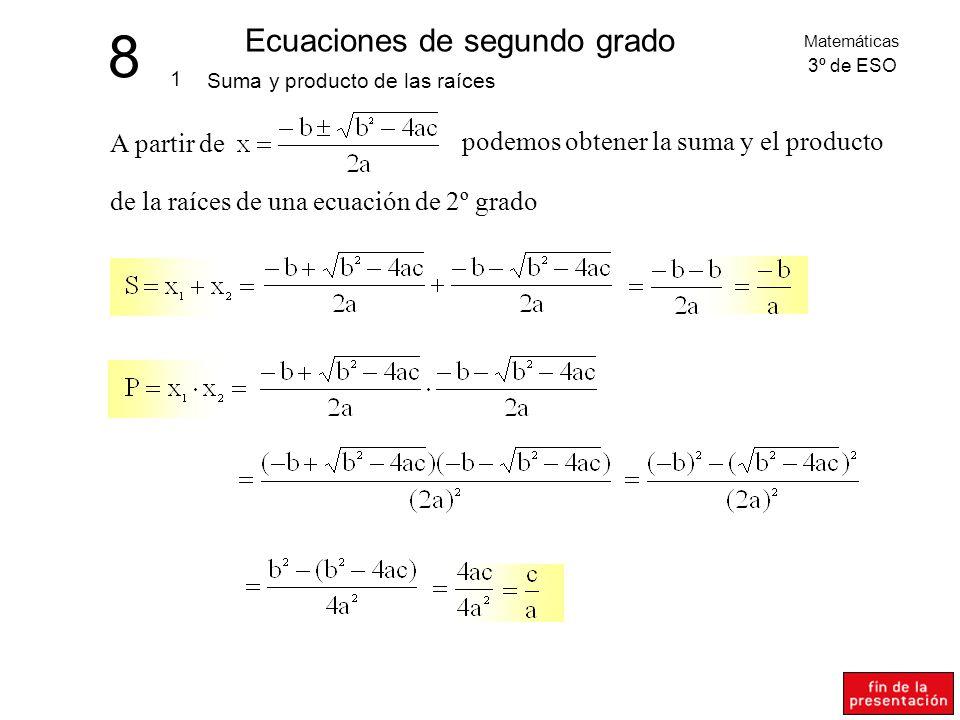 Al hallar la raíz cuadrada de un número puede suceder que: - ppt ...