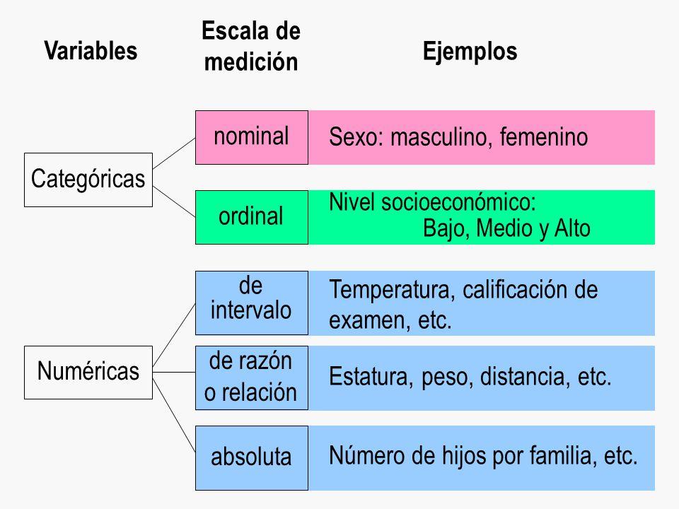 Medicion medir es tipificar o caracterizar un propiedad en for Escala de medidas