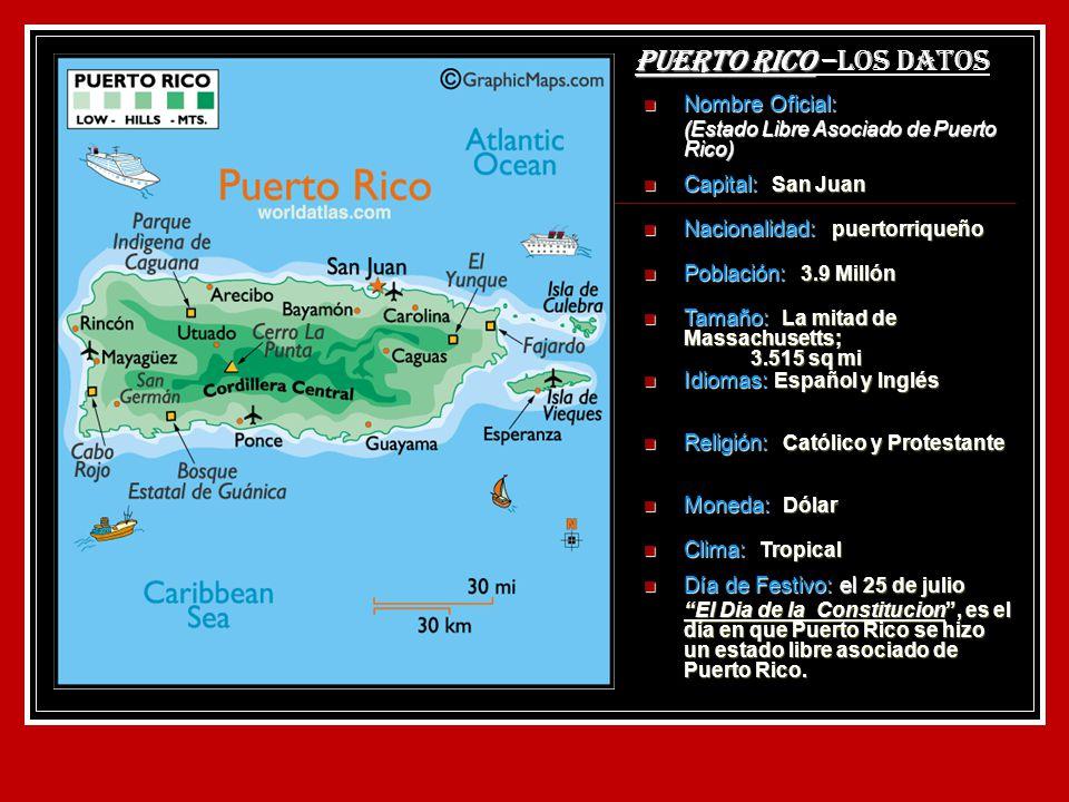 Puerto rico ppt descargar - Nacionalidad de puerto rico en ingles ...