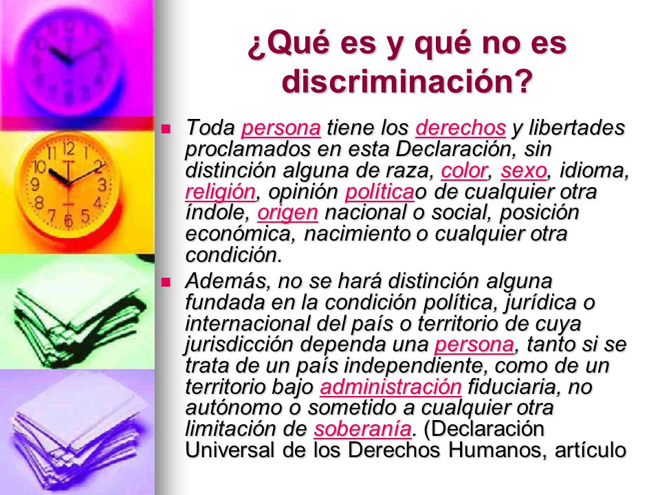 Diversidad cultural y discriminaci n ppt descargar for Que es un articulo cultural o de espectaculos