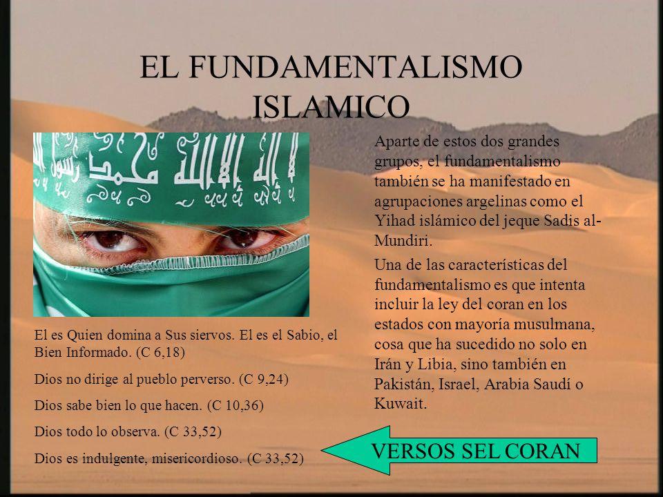 El fundamentalismo islamico ppt descargar - Que es el corian ...