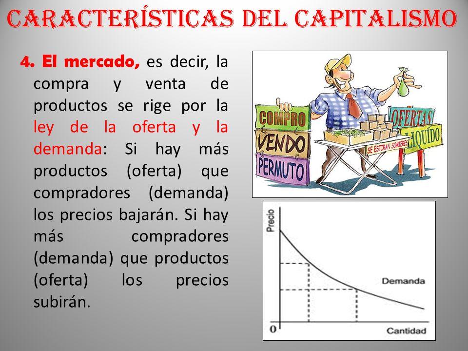 El Capitalismo Mercado Dinero Salario Ppt Video Online
