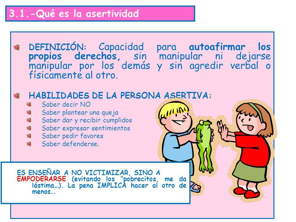 COMUNICACIÓN, ASERTIVIDAD Y RESOLUCIÓN DE CONFLICTOS - ppt ...  Asertividad