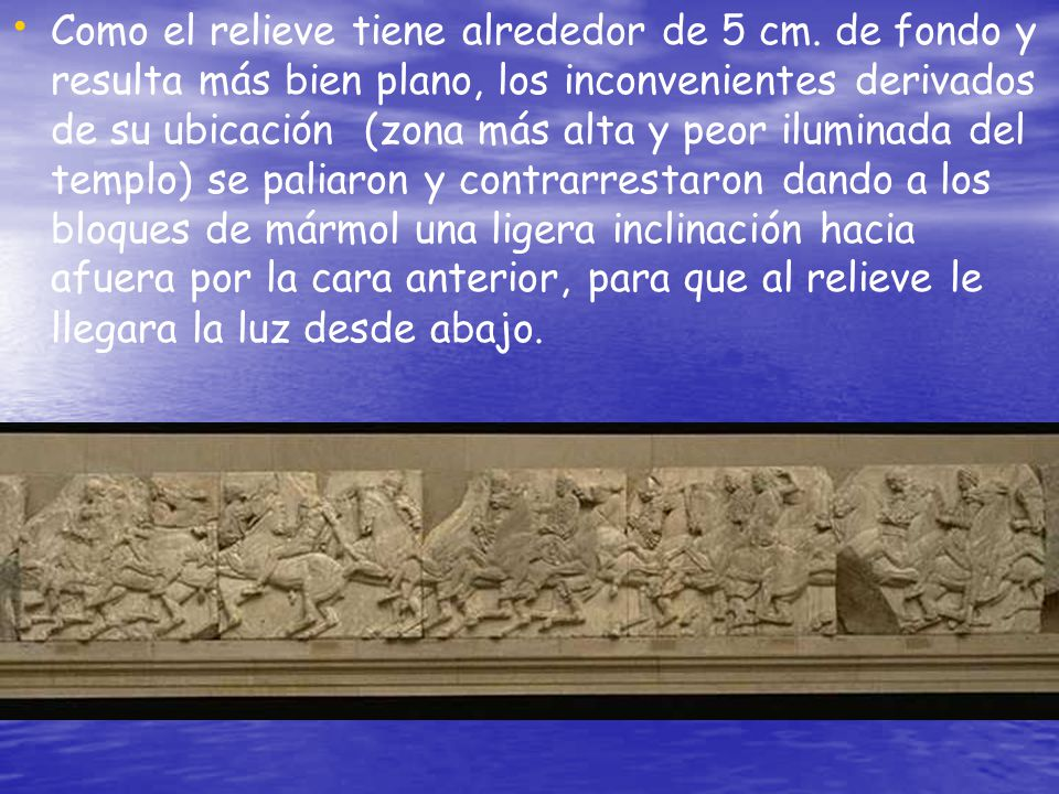 El arte griego la escultura ii ppt descargar for Como se limpia el marmol manchado