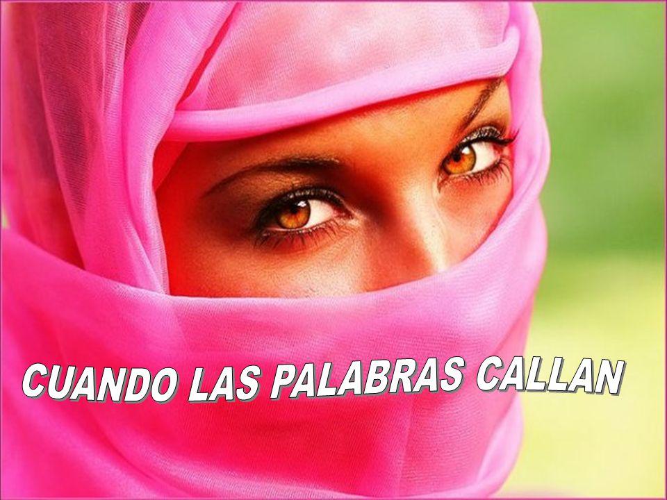 CUANDO LAS PALABRAS CALLAN