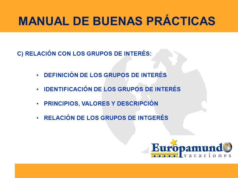Manual de buenas pr cticas ppt descargar for Practica de oficina definicion