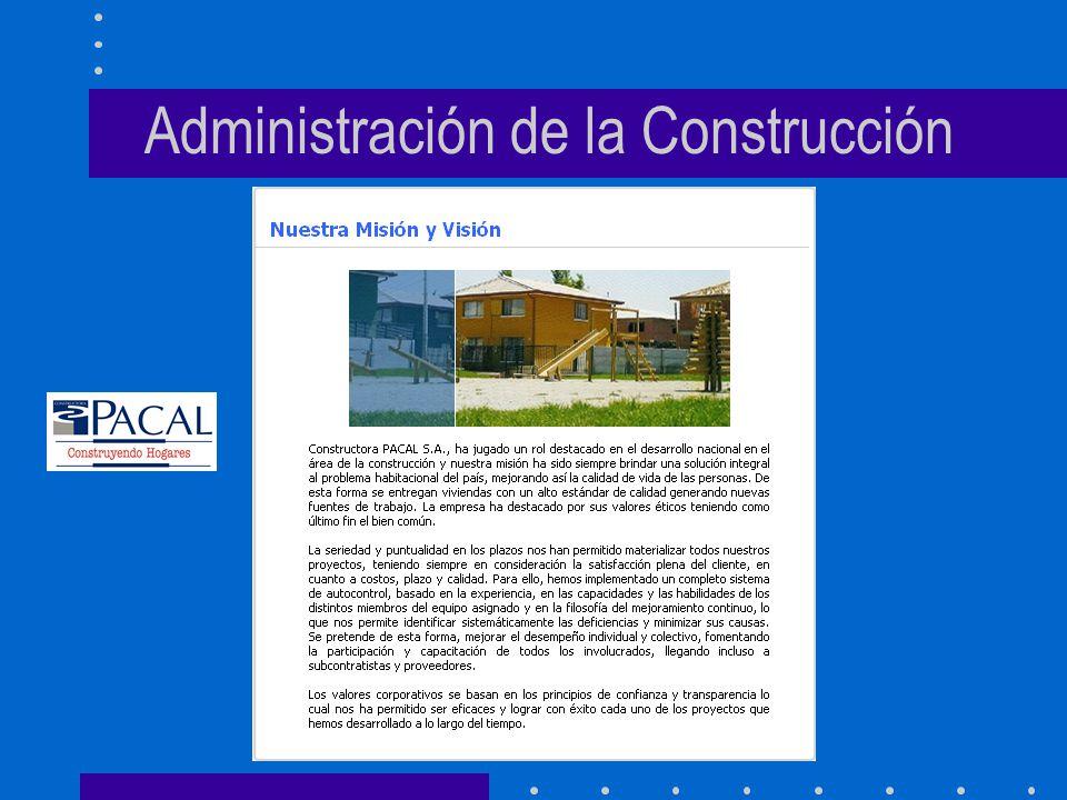 Administraci N De La Construcci N Ppt Video Online Descargar