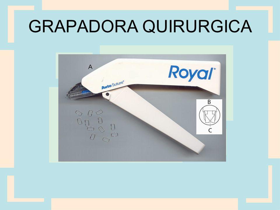 GRAPADORA QUIRURGICA