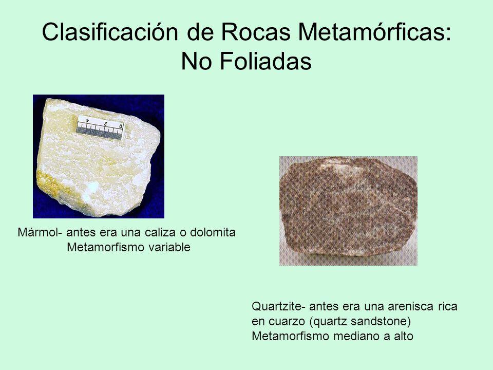 Metamorfismo Y Las Rocas Metam Rficas Ppt Video Online