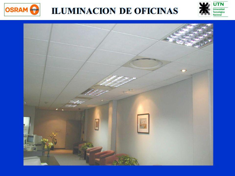 Iluminacion de oficinas ppt descargar for Iluminacion de oficinas
