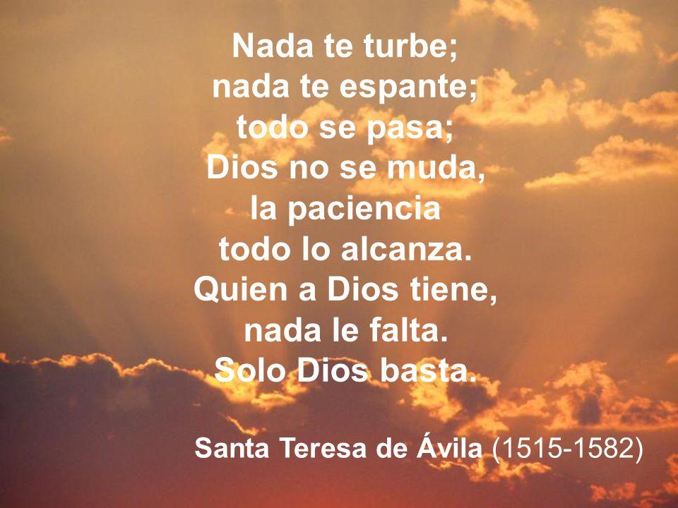 Santa Teresa de Ávila (1515-1582)