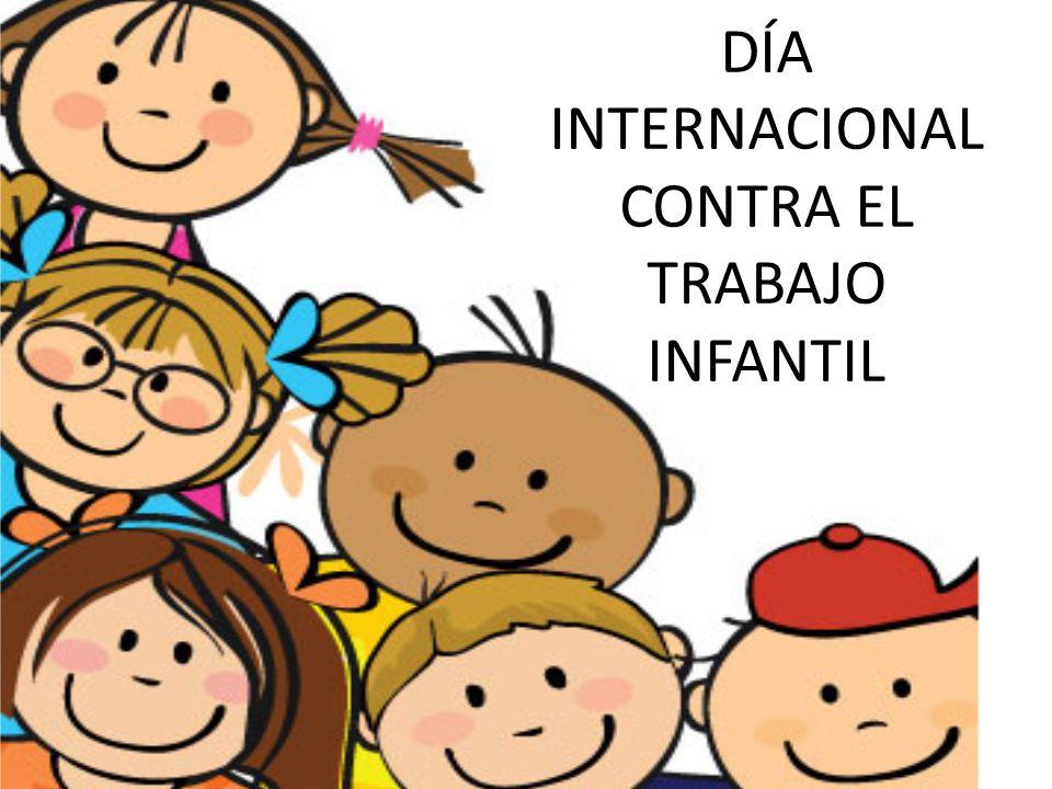 Día Internacional Contra El Trabajo Infantil Ppt Video