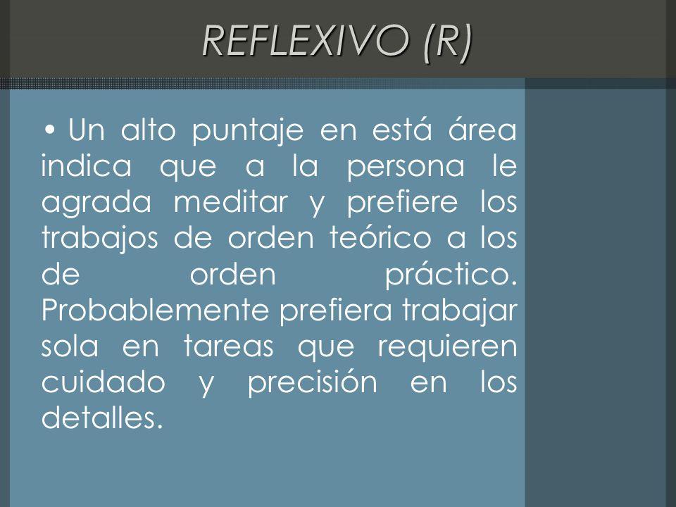 REFLEXIVO (R)