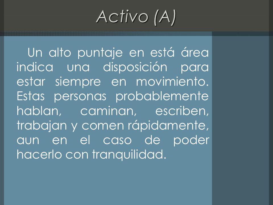 Activo (A)