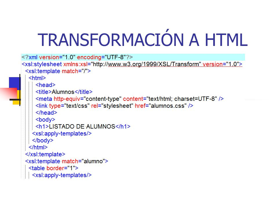 CONVERSIÓN Y ADAPTACIÓN DE DOCUMENTOS XML - ppt video online descargar