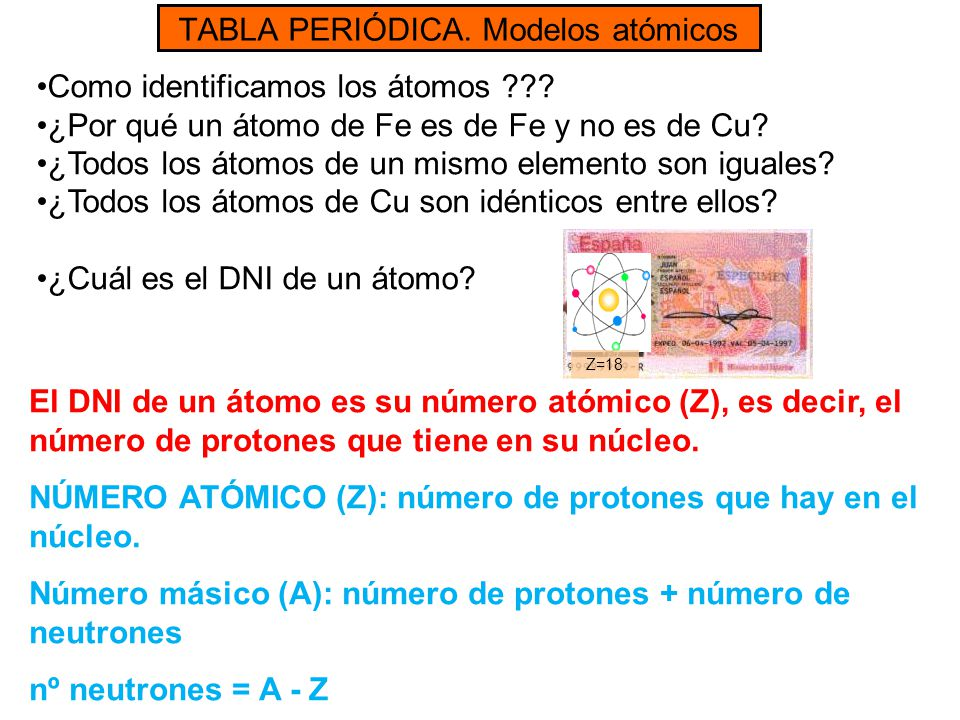 Tabla peridica modelos atmicos ppt video online descargar tabla peridica modelos atmicos urtaz Image collections