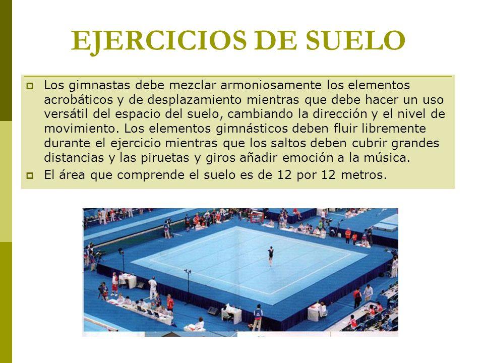 EJERCICIOS DE SUELO