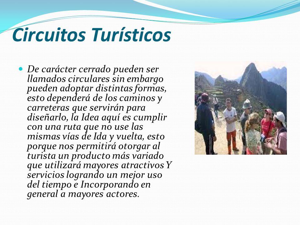Circuito Turistico : Circuitos turÍsticos ppt video online descargar
