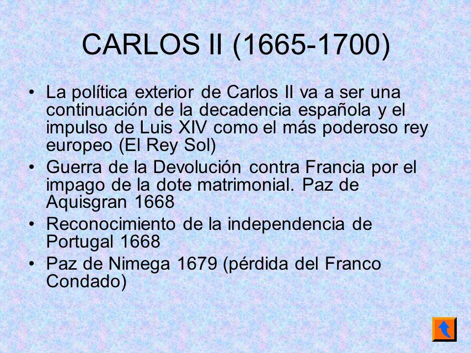 Politica exterior siglo xvii ppt descargar for La politica exterior de espana