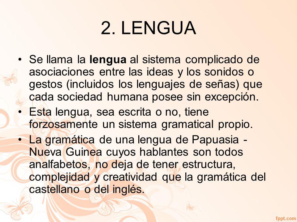 2. LENGUA
