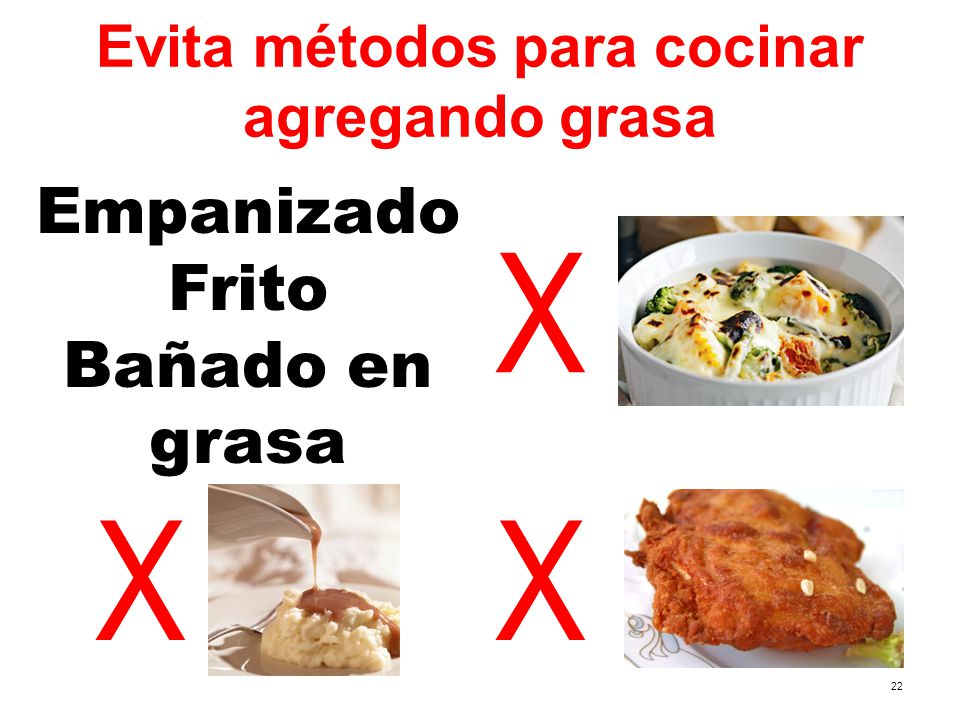 7 planificaci n de comidas y cocinar saludable ppt for Cocinar para 9