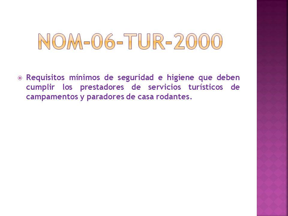 NOM-06-TUR-2000
