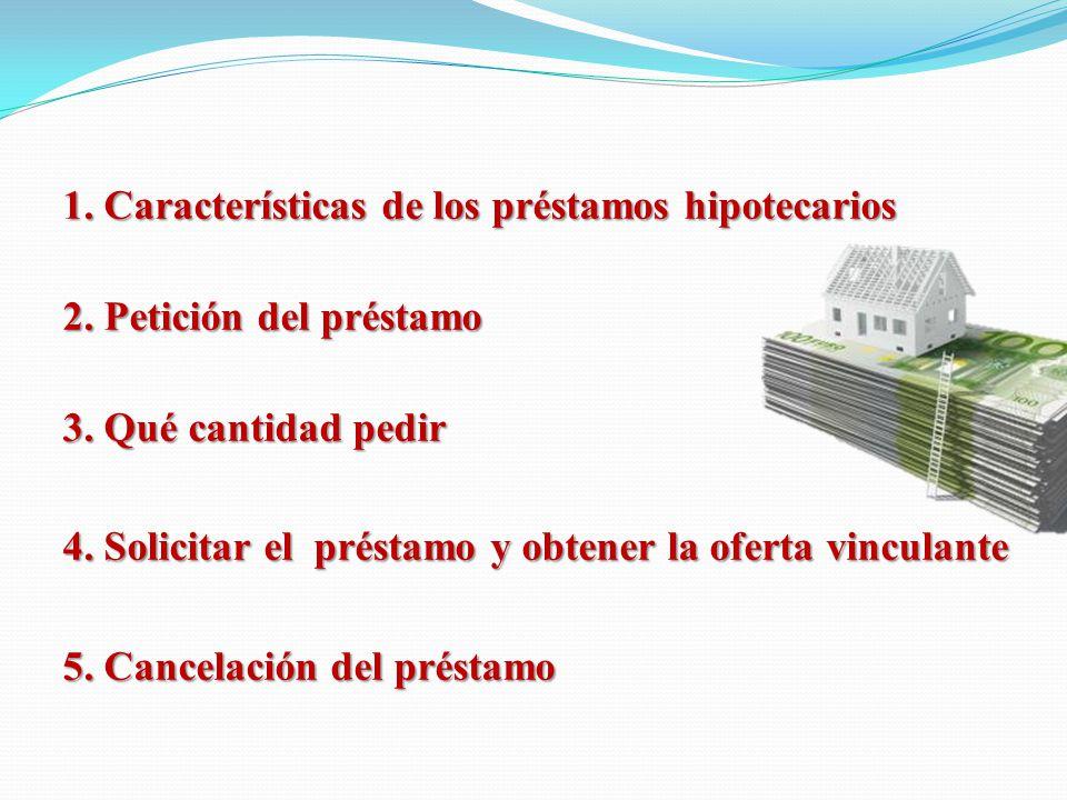 1 qu es la hipoteca 2 qu es el pr stamo hipotecario - Pedir prestamo hipotecario ...