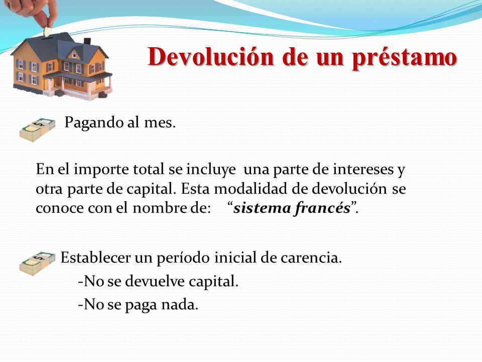 Carencia de prestamo hipotecario - Pedir un prestamo hipotecario ...