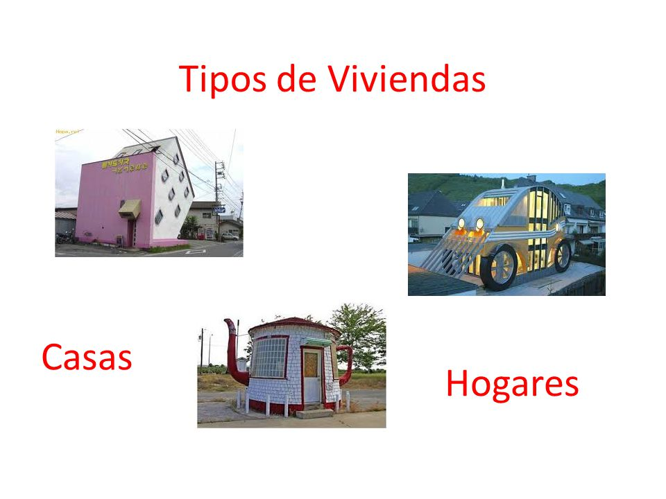 Tipos de viviendas casas hogares ppt video online descargar for Tipos de techos para viviendas