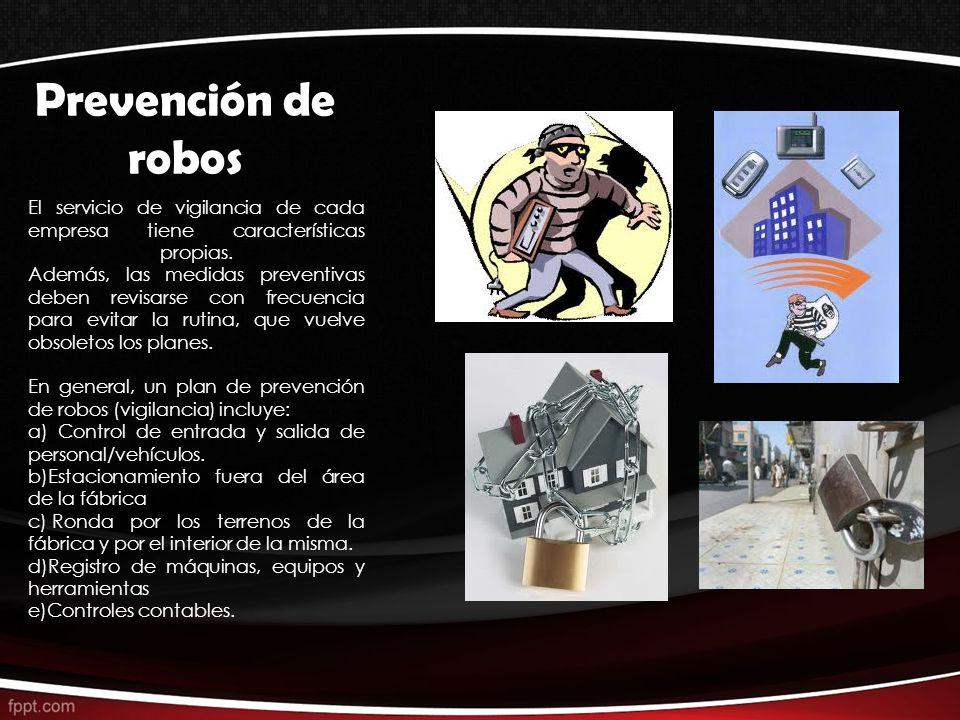 Seguridad e higiene en el trabajo ppt video online descargar for Sanborns de los azulejos tiene estacionamiento