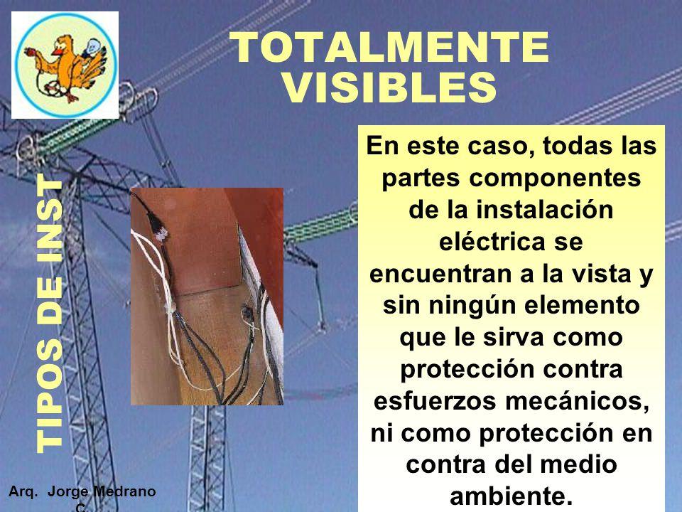 Instalaciones electricas ppt video online descargar - Instalacion electrica vista ...
