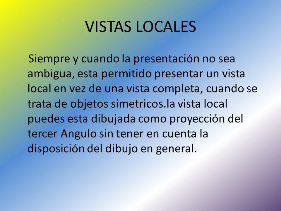 VISTAS LOCALES