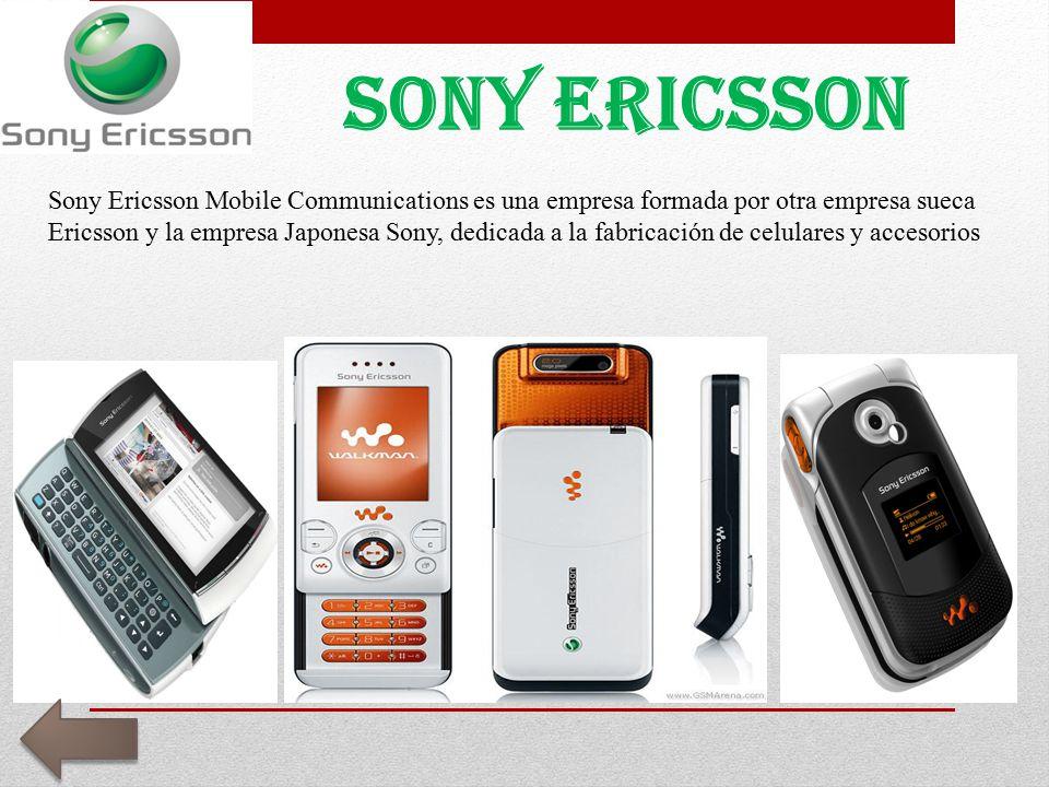 sony ericsson mobile communications Sony mobile communications inc (sebelumnya dikenal sebagai sony ericsson) adalah perusahaan pembuat telepon genggam yang didirikan pada tahun 2001 hasil gabungan dari dua perusahaan besar.