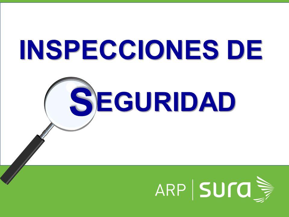 INSPECCIONES DE S EGURIDAD