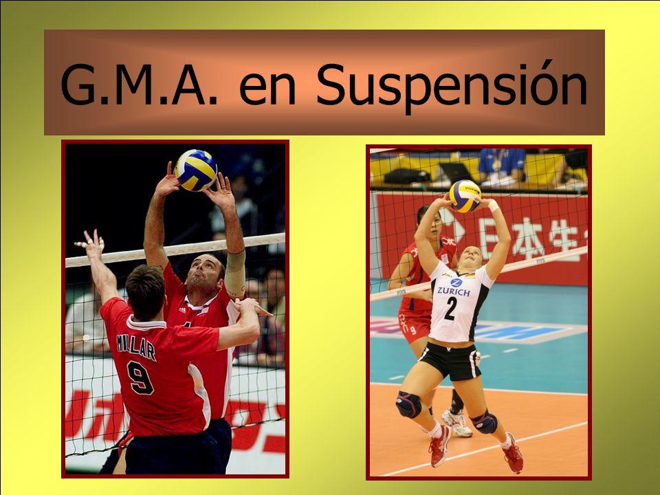 G.M.A. en Suspensión