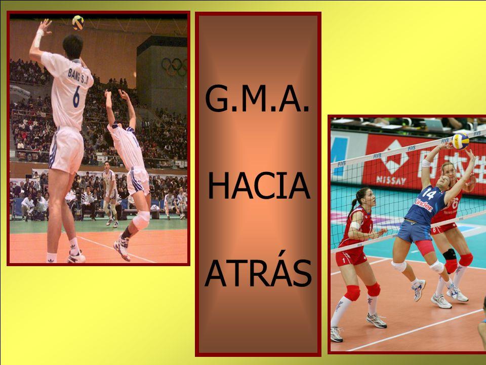 G.M.A. HACIA ATRÁS