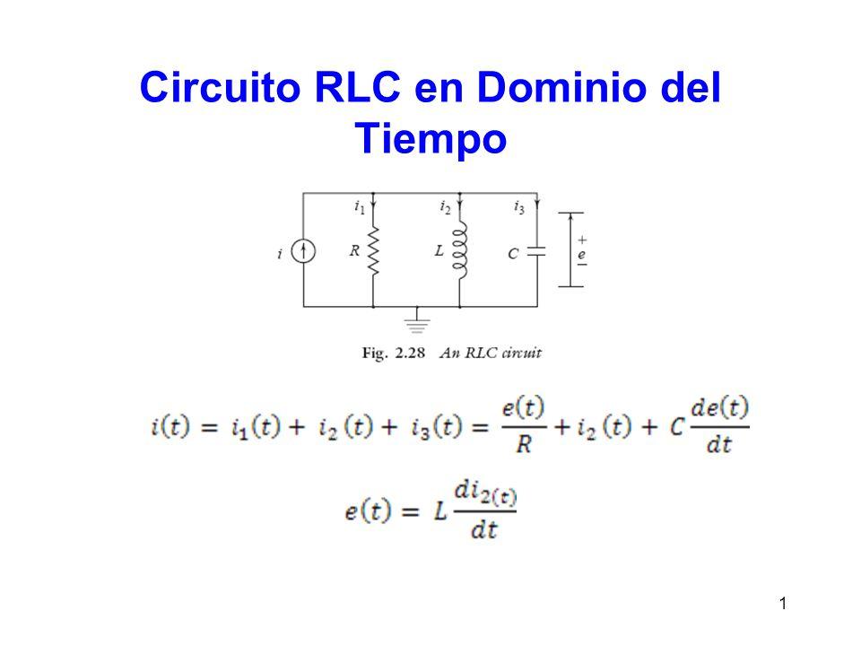 Circuito Rlc : Circuito rlc en dominio del tiempo ppt video online