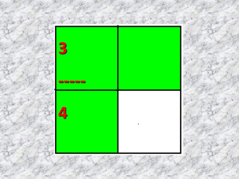 3 ----- 4