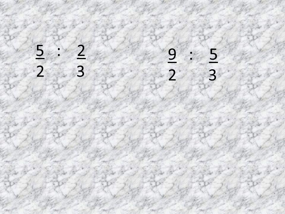 9 : 5 2 3 5 : 2 2 3