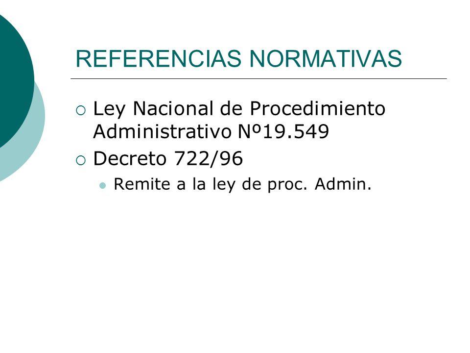 REFERENCIAS NORMATIVAS